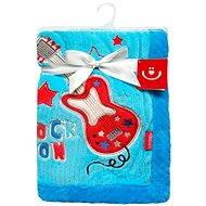 Sensillo detská deka - Modrá