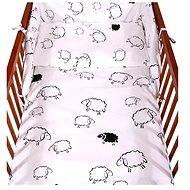 Neue Baby-3-teiliges Bettwäsche-Set - Schafe