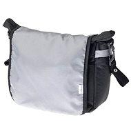 Caretero taška na kočárek - černá/béžová