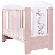 Drewex Giraffe - natürliche - Kinderbett