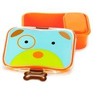 Skip hop Zoo Snack Box - Dog - Children's lunch box