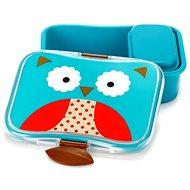 Skip Hop Zoo box for a snack - Sovička - Children's lunch box