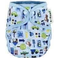 T-tomi Svrchní kalhotky - Auta - Dětské plenkové kalhotky