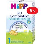 HiPP 1 BIO Combiotik - 5 × 300 g