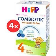HiPP 4 Junior Combiotik - 4x 600g