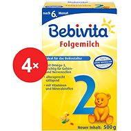 Bebivita 2 - 4x 500g