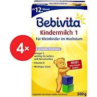 Bebivita Junior 1+ - 4x 500g