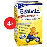 Bebivita Junior 2+ - 4x 500g