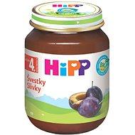 HiPP BIO Švestky - 6× 125 g - Dětský příkrm
