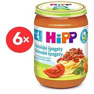 HiPP BIO Špagety v bolonskej omáčke - 6x 190g