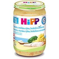 HiPP Těstoviny s mořskou rybou, brokolicí a smetanou - 6× 220 g - Dětský příkrm