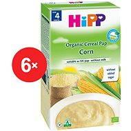HiPP BIO Obilná kaša kukuričná - 6x 200g