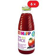 HiPP BIO Štáva z červených plodů ovoce - 6x 500ml