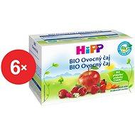 HiPP BIO Ovocný čaj - 6x 40g