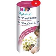 HiPP Mama Čaj pro kojící matky - 6× 200 g - Čaj