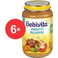 Bebivita Bolonskej špagety - 6x 220g