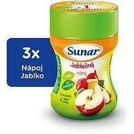 Sunárek instantní nápoj jablko - 3x 200g