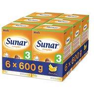 Sunar Complex 3 banán - 6x 600g