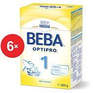 Nestlé BEBA PRO 1 - 6x 600g