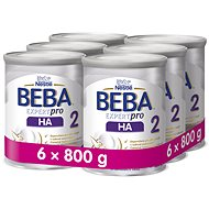 Nestlé BEBA HA2 - 6x 800g
