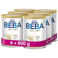 Nestlé BEBA 3 OPTIPRO Comfort - 6× 800 g