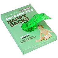 BEAMING BABY Sáčky na plenky (60 ks) - Sáčky na pleny