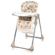 G-mini Melisa, Medvídek, béžová - Jídelní židlička