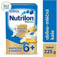 Nutrilon Pronutra mléčná kaše krupicová s ovocem 225 g - Mléčná kaše