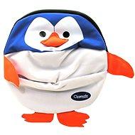 """Clippasafe Batůžek s vodítkem """"Penguin"""" - Dětský batoh"""