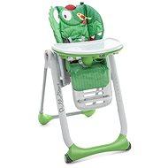 Chicco Polly 2 Start - CROCODILE - Jídelní židlička