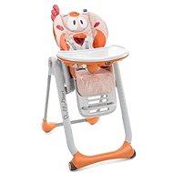 Chicco Polly 2 Start - FANCY CHICKEN - Jídelní židlička