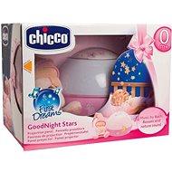 Chicco Projektor GoodNight Stars - růžový - Hračka na postýlku