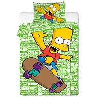 Jerry Fabrics Bart green 2016 - Dětské povlečení