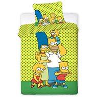 Jerry Fabrics Simpsons yellow - Dětské povlečení