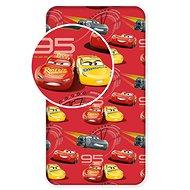 Jerry Fabrics Bavlněné prostěradlo Cars 3 - Prostěradlo