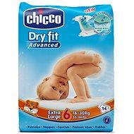 Chicco Plenky Extra Large 14 ks - Dětské pleny
