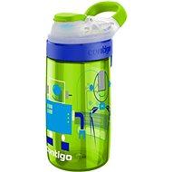 Contigo Jessie zelená s roboty - Dětská láhev