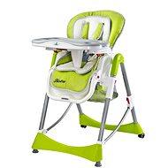 CARETERO Bistro - zelená - Jídelní židlička