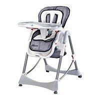 CARETERO Bistro grey - Jídelní židlička