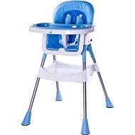 CARETERO Pop blue - Jídelní židlička