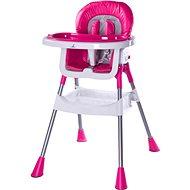 CARETERO Pop magenta - Jídelní židlička