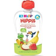 HiPP BIO 100% ovoce Jablko-Banán-Jahoda 100 g