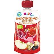 HiPP BIO Smoothie Jablko-Banán-Červené ovoce 120 g - Dětský příkrm