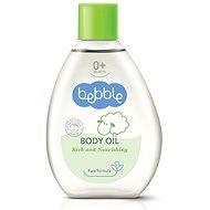 BEBBLE Dětský tělový olej 150 ml - Dětský olej
