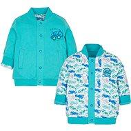 Gmini Bar kabátek oboustranný 80 - Kabátek pro miminko