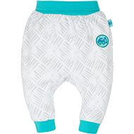 Gmini Bagr kahoty bez ťapek 62 - Kalhoty pro miminko