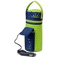 BabyOno ohřívač do auta - zelený - Ohřívač lahví