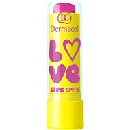 DERMACOL Love Lips č. 11 3,5 ml - Balzám na rty