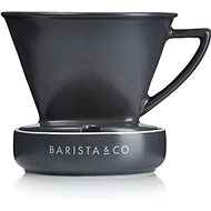 Barista & Co porcelain coffee dripper - Coffeemaker