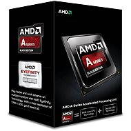 AMD A8-7670K Black Edition Low Noise Cooler